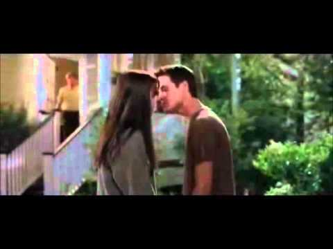 A Walk To Remenber Kisses Mandy Moore Shane West Youtube