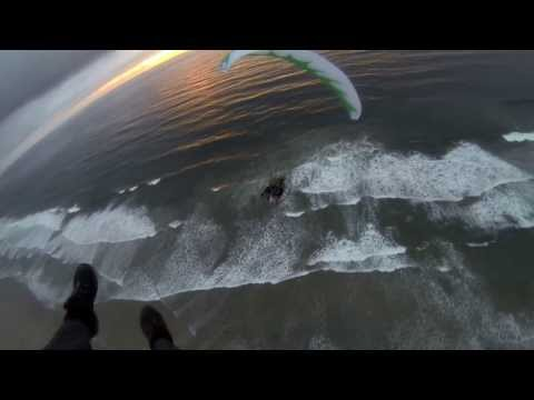 Flat Top Paramotor Powered Paragliding The Dominator Paraglider!! Safest & Funnest Wing Ever!!