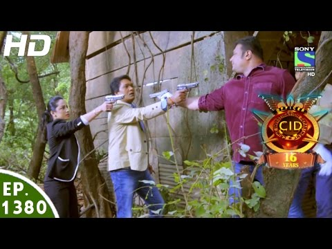 CID - सी आई डी - Kanchola Ka Darr - Episode 1380 - 2nd October, 2016