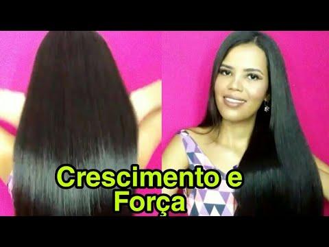 MEU SEGREDO PRO CABELO CRESCER MUITO RÁPIDO FORTE E SAUDÁVEL from YouTube · Duration:  12 minutes 47 seconds