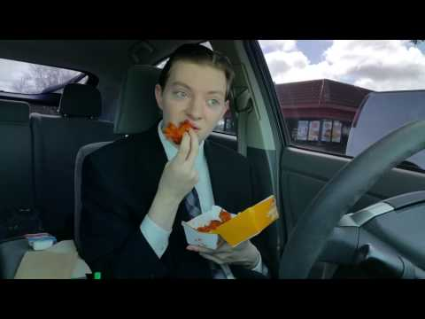 Hardee's Hand-Breaded Spicy Chicken Tenders - Food Review
