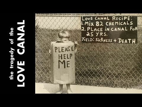 Love Canal: Case study in soil contamination