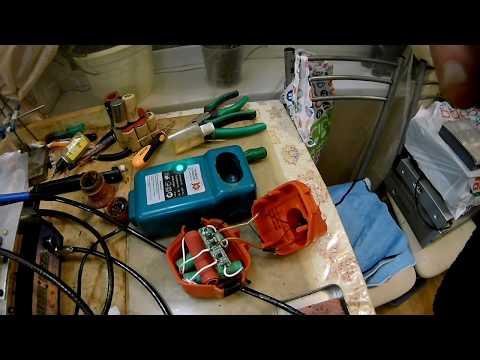 О переделке шуруповерта на литий. Что может пойти не так.из YouTube · Длительность: 3 мин53 с