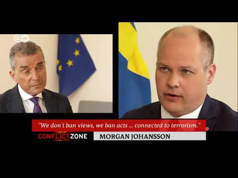 Johansson: 'Blame is on Assange, not Sweden' | DW English
