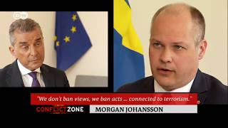 Johansson: 'Blame is on Assange, not Sweden' | DW English thumbnail
