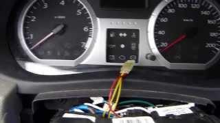 Удлинитель сигнала поворота или комфортные поворотники на Ларгус
