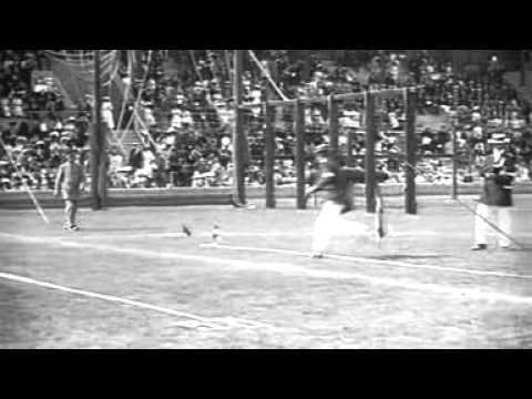 Olympics 1912 Javelin throw