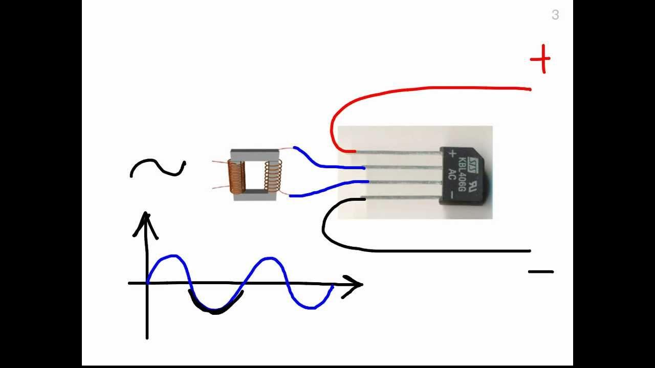 DC-strømforsyning: Del 1/2: Princip og virkemåde - af Joe El.