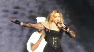 DEVIL PRAY -MADONNA: REBEL HEART TOUR MSG NYC 9.16.15