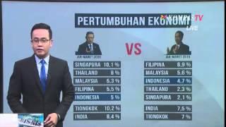 Video Perlambatan Ekonomi Presiden Jokowi Lebih Baik dari SBY download MP3, 3GP, MP4, WEBM, AVI, FLV Maret 2018