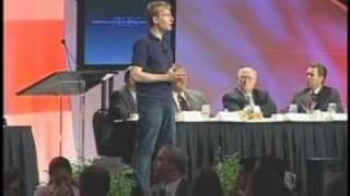 Bjorn Lomborg Discusses Global Warming part 1