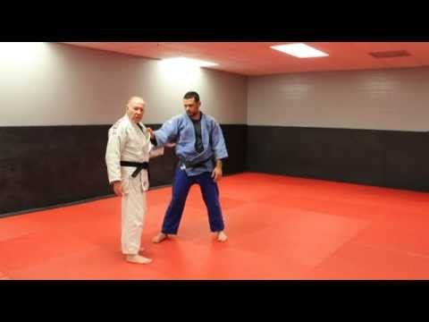 Judo Lesson 1 - The First 3 Steps of Judo