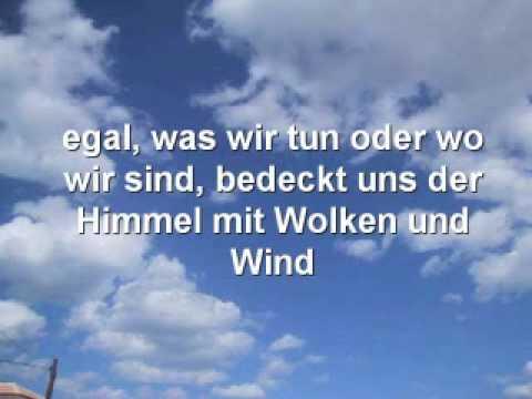 Himmel Gedicht Von Oma Youtube