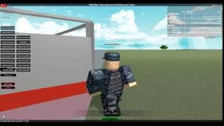 The Awful Training of Roblox USCPF Navy.