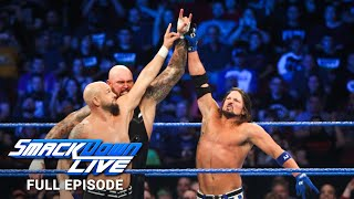 WWE SmackDown LIVE Full Episode, 24 April 2018