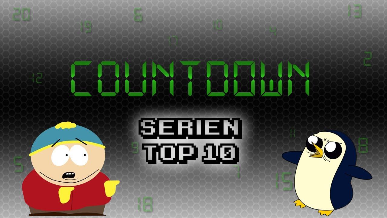 Serien Top Ten
