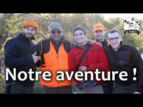Vivez notre aventure: Battue de Sanglier en Tunisie  ! Chasse HD