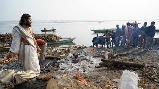 Hindistan Maceram - Benim Kaderim Yol  Varanasi 1 Bölüm
