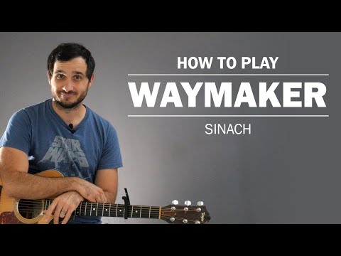 Waymaker Chords By Sinach Worship Chords