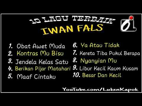 10 Lagu Terbaik Iwan Fals (Liric)