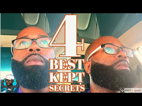 Beard Care For Black Men | (2020 Game Changer Tips)