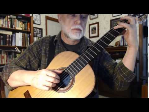 The Water Let's You In - Fingerstyle Guitar