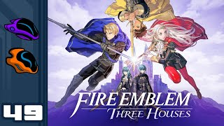 Let's Play Fire Emblem: Three Houses Part 49 Unmasked