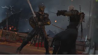 The Witcher 3 - Eredin Boss (German)