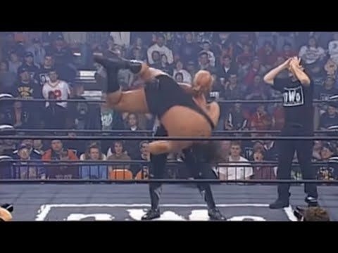 Hollywood Hogan vs. The Giant: Souled Out 1997