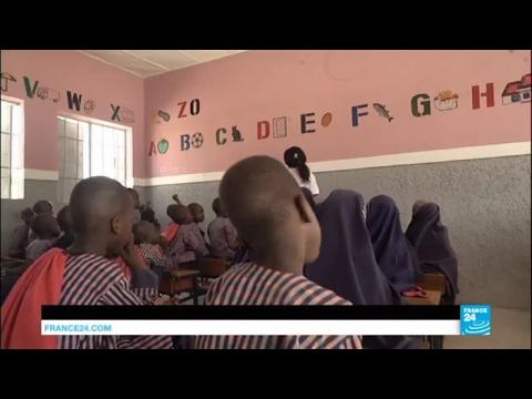 """Nigéria : les """"travailleurs pour la paix"""" de Maiduguri"""