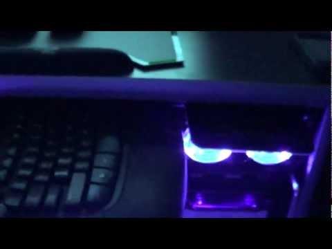 Rackmounted Gaming Rig 4 Computers/10 Displays