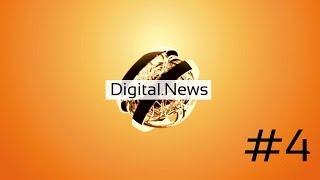 Digital News #4: Samsung будут использовать в армии, Nike выпустит кроссовки с автошнуровкой