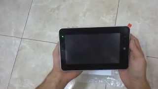 видео Китайский планшет не включается