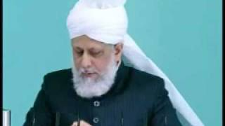 Friday Sermon : 19th February 2010 - Part 4 (Urdu)