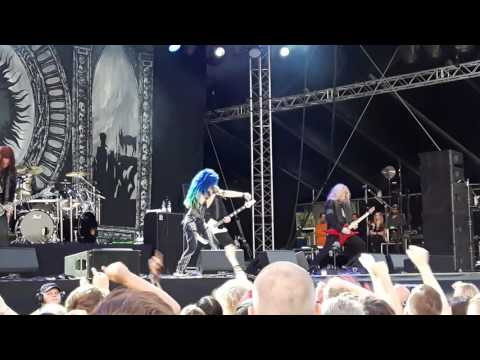 Arch Enemy - You Will Know My Name (Live @ Himos Park 20.8.2016).mp4