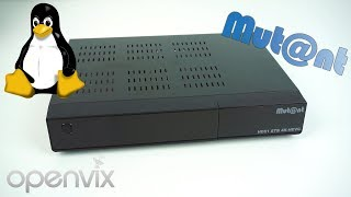 Linux Based 4K Satellite Receiver - Mutant HD51