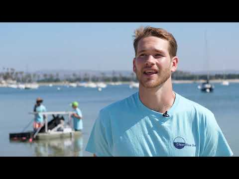 USD Students Made a Solar-Powered, Xbox-Controlled Robot That Cleans Up Ocean Debris