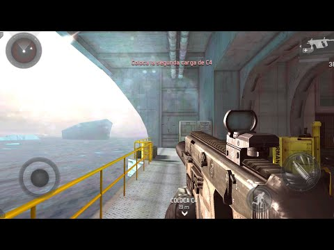 Modern Combat 3 Android | New Graphics Update 2020 | Gameplay 2K 60FPS