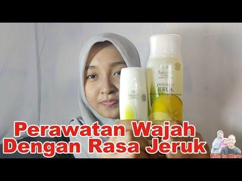 Review Sariayu Pelembab Dan Penyegar Wajah Rasa Jeruk