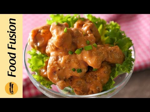 Dynamite Chicken Recipe By Food Fusion