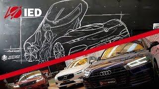 Avaliação Design - Audi Q5, Range Rover Velar E Volvo Xc60 Ft Ied  | Canal Top Speed