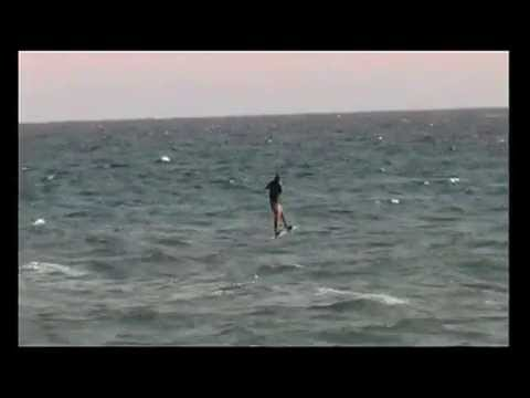 Kitesurf Jordi Torres Malgrat de Mar