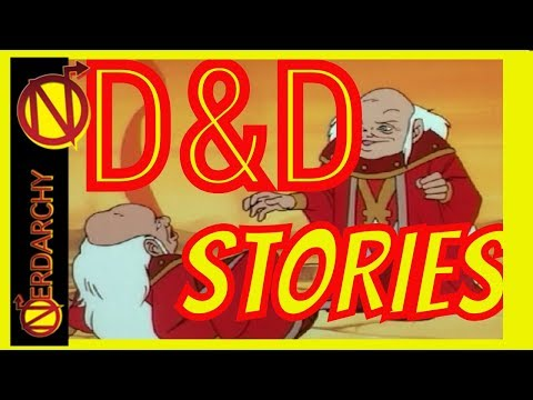 D&D Stories and What They Mean to Gamers  DnD Discussions