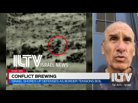 Israel Shores Up Defenses As Border Tensions Boil - Maj. Gen. (res.) Gershon Hacohen