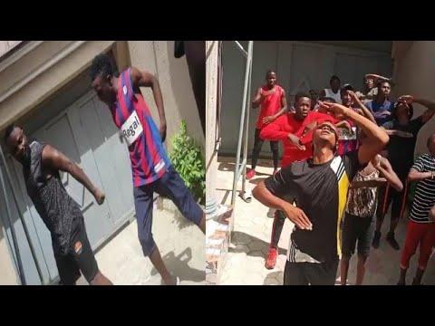 Download Yadda Adam A Zango yake koyawa yaran sa rawa ta sabon film din da zai shiga