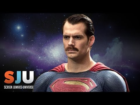 Superman's Mustache Is Costing the Justice League Millions! - SJU