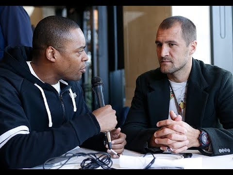 SERGEY KOVALEV: I Wish Andre Ward Had KNOCKED ME OUT!