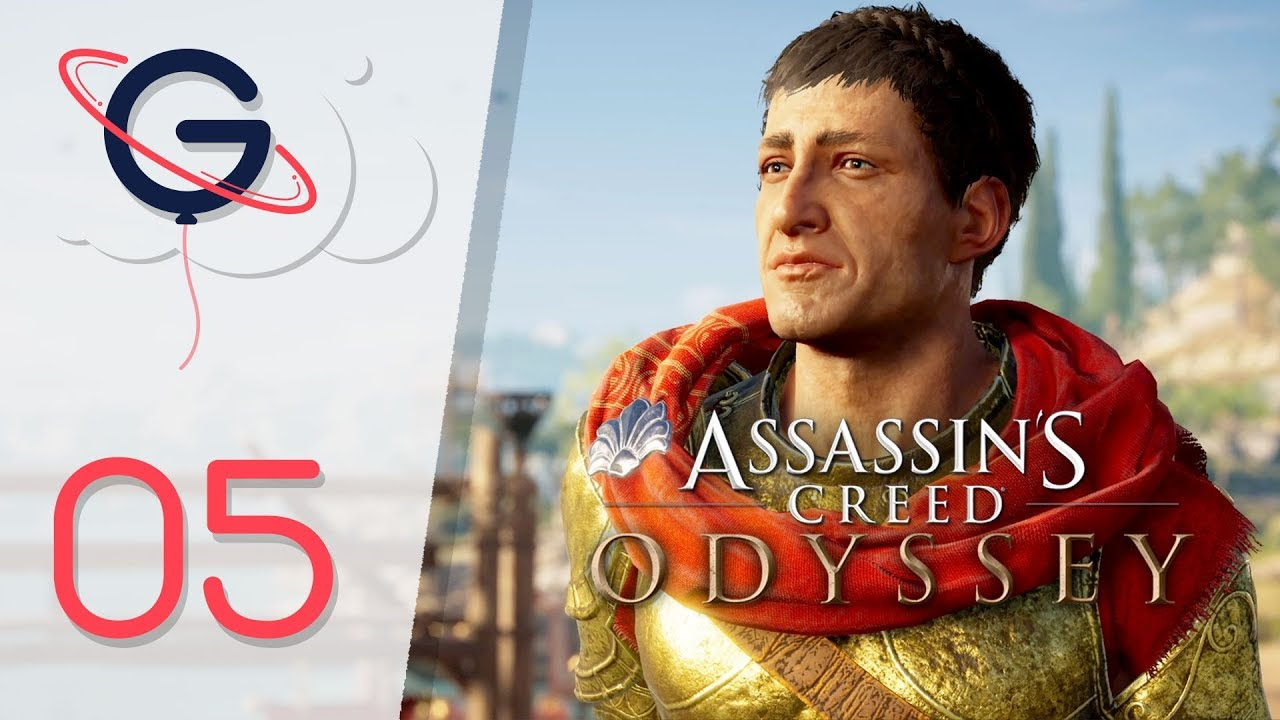 ASSASSIN'S CREED ODYSSEY FR #5 : Le serpent