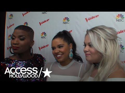 'The Voice's' Janice Freeman Breaks Down After Sharing Daughter's Journey | Access Hollywood