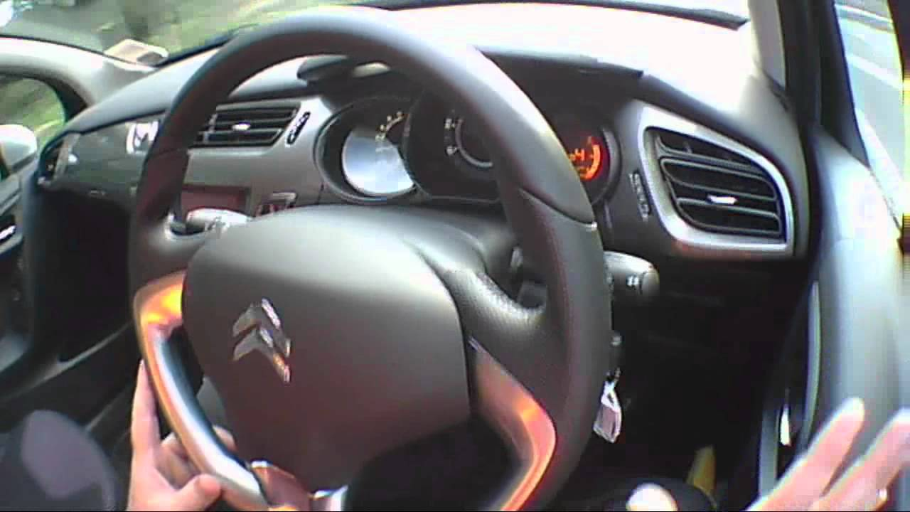 Citroen C3 Exclusive Auto 1 6 2017 Road Test Drive The Uk Car Reviews